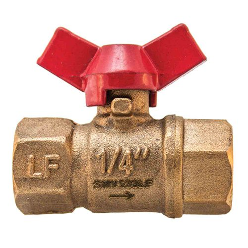 SMV MINI BALL VALVE / SMV-LF LEAD FREE MINI BALL VALVE