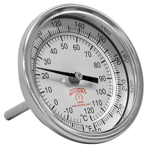 TNR FOOD & BEVERAGE BI-METAL THERMOMETER