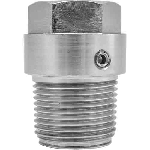 D15 THREADED FLUSH MOUNT DIAPHRAGM SEAL