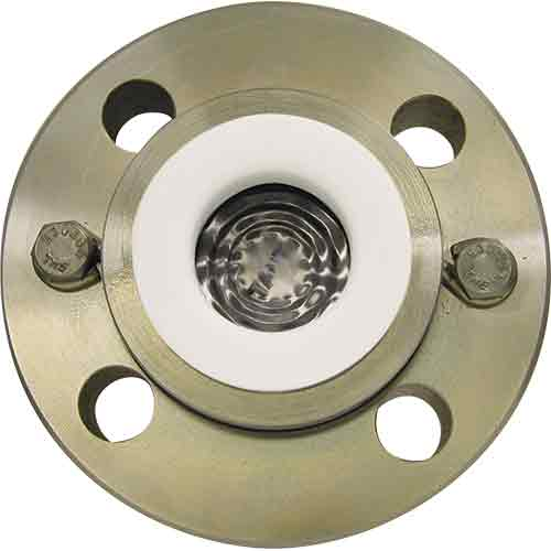 D44 FLANGED DIAPHRAGM SEAL PTFE