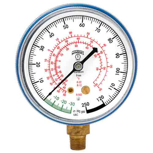 PFG REFRIGERATION GAUGE
