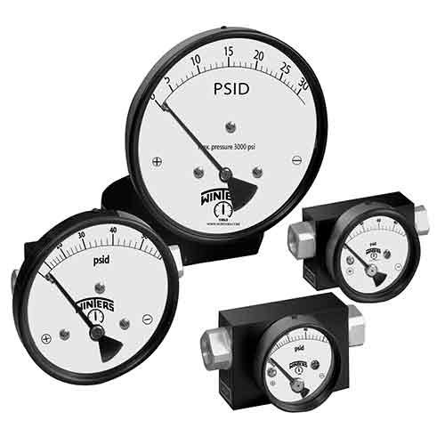 PSD SMALL CONVOLUTED DIAPHRAGM GAUGE