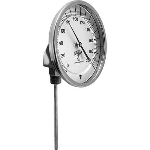TBM BI-METAL THERMOMETER