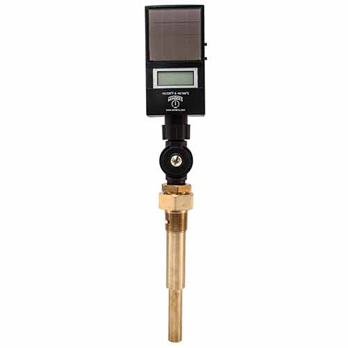TSD INDUSTRIAL SOLAR DIGITAL THERMOMETER